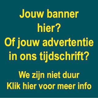 Prijzen banner of advertentie